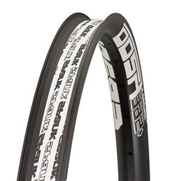 "Spank OOZY Trail 395+ 27.5"" Bike Rims, Black"