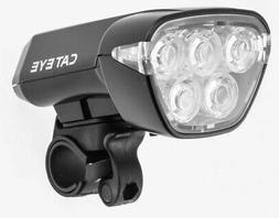 Cateye OPTI CUBE HL-EL300 5 LED Bike Headlight Black 400 Can
