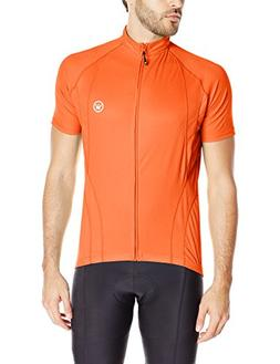 Canari Optic Nova Jersey, Solar Orange, Large