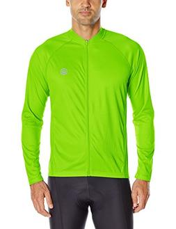 Canari Men's Optic Nova Jersey, Killer Yellow, X-Large
