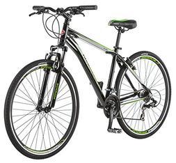 "Schwinn or2 700C Men's Hybrid Bicycle, Black, 18""/Medium"