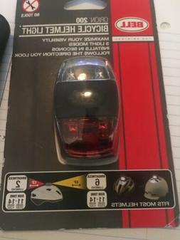bell Orion 200 Bicycle Helmet lights