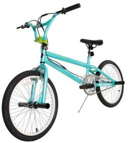 Dynacraft Girl's Outcast Magna Bike, Pearl Green, 20-Inch