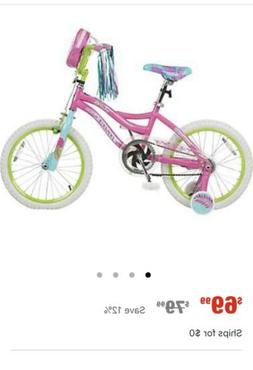 Ozone Dynacraft Girls Rule Bike Bicycle New 18