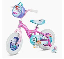 Girls 12 inch Pacific Cycle Skye Paw Patrol Bike