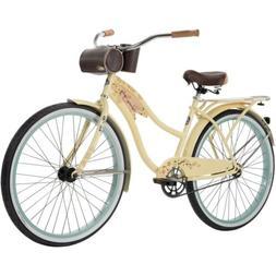 Huffy Panama Jack 26-inch Beach Cruiser Bike for Women New I
