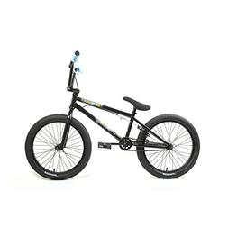 KHE Bikes Park One Freestyle BMX Bicycles, Black
