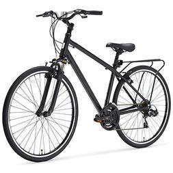 sixthreezero Pave n' Trail Men's 21-Speed Hybrid Road Bicycl