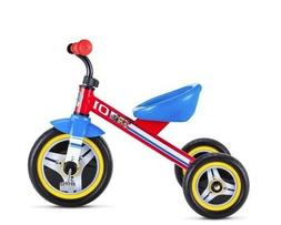 PAW Patrol Ryder Tricycle 10-inch wheels Ages 2 - 4 Red Boy'