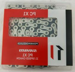 SRAM PCX1 11 Speed Chain 118 Links with PowerLock