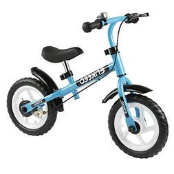 Enkeeo No Pedal Balance Bike 12 inch Cycling Walking Bicycle