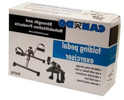 CanDo¨ Pedal Exerciser - Preassembled, Fold-up