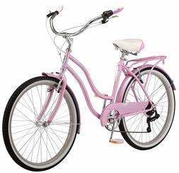 Schwinn Perla Women's Cruiser Bicycle, 26-Inch Wheels