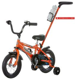 Schwinn Petunia And Grit Steerable Kids Bikes, Featuring Pus