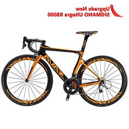 SAVADECK Phantom 2.0 700C Carbon Fiber Road Bike Shimano Ult