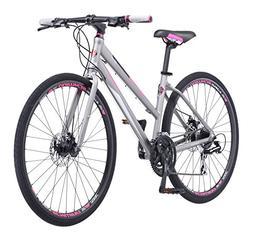 "Schwinn Phocus 1500 Flat Bar Road Women's Road Bike, 17"""