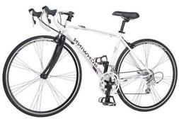 Schwinn Men's Phocus 1600 700C Drop Bar Road Bicycle, Silver