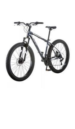 "27.5"" Plus Mongoose Men's Hondo Mountain Bike, Grey"