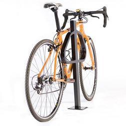 Saris Post And Ring Bike Rack - Holds 2 Bikes - Below Grade