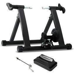 Yaheetech Premium Steel Indoor Exercise Bike Stationary Work