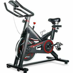 Merax Exercise Bike Health Fitness Indoor Cycling Bicycle Ca
