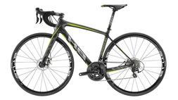 BH Quartz Carbon Road Bike Disc Brakes Shimano 105 Equipped