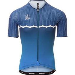 Campagnolo Quarzo Jersey - Men's Blue, XL