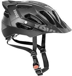 Uvex Quatro Pro Mountain Bike Helmet Matte Black S/M