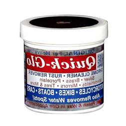 Quickway Brands Quick Glo Chrome Cleaner - 8 oz. Jar