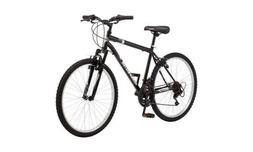 "Roadmaster Granite Peak 26"" Men's Mountain Bike, Black/White"
