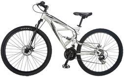 Mongoose R2780 Impasse Dual Full Suspension Bicycle 29-Inch
