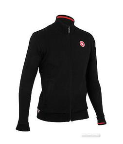 Castelli RACE DAY TRACK JACKET Casual Sweatshirt BLACK