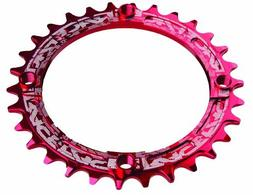 Race Face 104mm Single Narrow Wide Chain Ring - 32T RED - XC