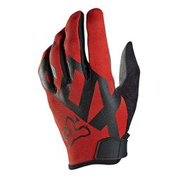 Fox Racing Ranger Mountain Bike Gloves Red Small Accessories