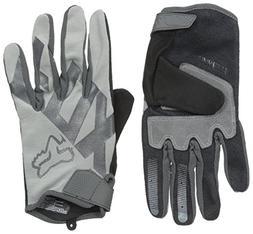 Fox Racing Ranger Mountain Bike Gloves, Grey, Small