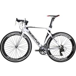 racing road bike 700c wheels shimano 14