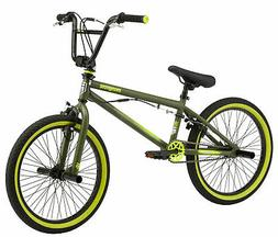 rad attack kids bmx bike 20 inch