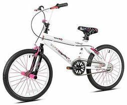 Razor Angel Girls Kids 20 Inch BMX Bicycle w/ Pink Pegs