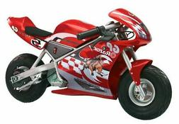 Razor Pocket Rocket 24 V Kids Mini Bike 15 MPH Ride On Elect