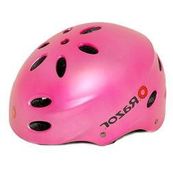 Razor V-17 Youth Multi-Sport Helmet Teen Protection Safety P