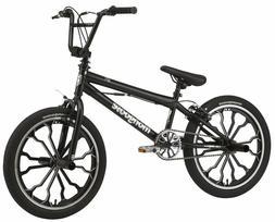 Mongoose Rebel BMX Bike 20-inch Mag Wheels kids  ages 7 - 13
