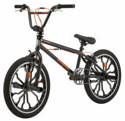Mongoose Rebel BMX Bike Freestyle Kids 20-inch mag Wheels ag
