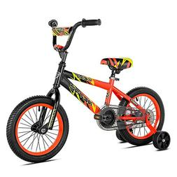 Kent Retro Boy's Bike, 14-Inch
