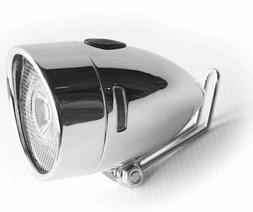 Kiley Retro Classic Bicycle Bullet Head Light 1W Super LED M