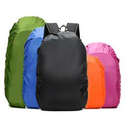reusable waterproof backpack rain cover for hiking