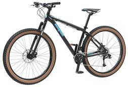 "27.5"" Mongoose Ripsaw Mountain Bike, Medium Frame, Black"