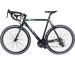 Road Bike Aluminum Commuter Bike Shimano 21 Speed 700c x 25c