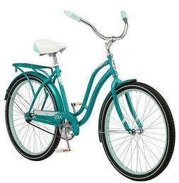 Women Road Bike Beach Cruiser Shimano Retro Bicycle Schwinn