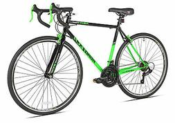 Kent Road Bike Bicycle 700c RoadTech Shimano 21 Speed Alumin