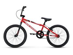 Redline Roam Kid's Neighborhood BMX Bike, Red